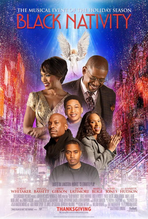'Black Nativity' - In Theaters Now