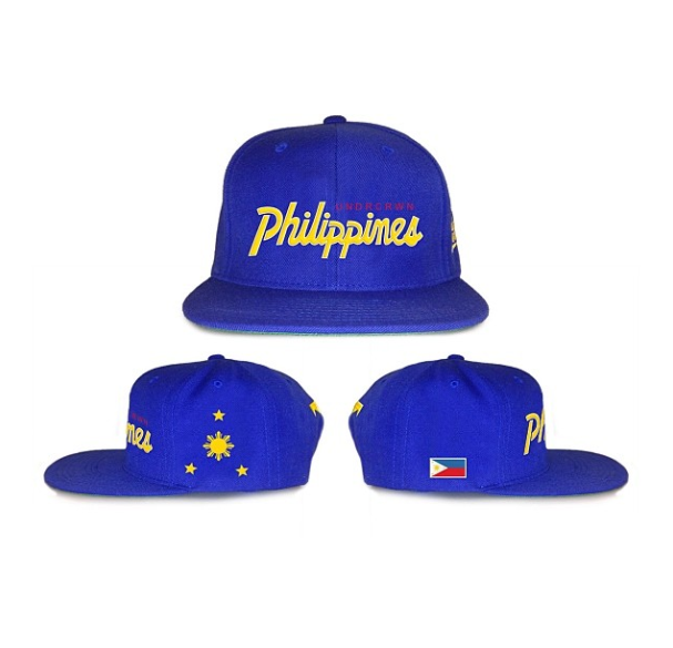 Undrcrwn x Philippines Snapback for Charity