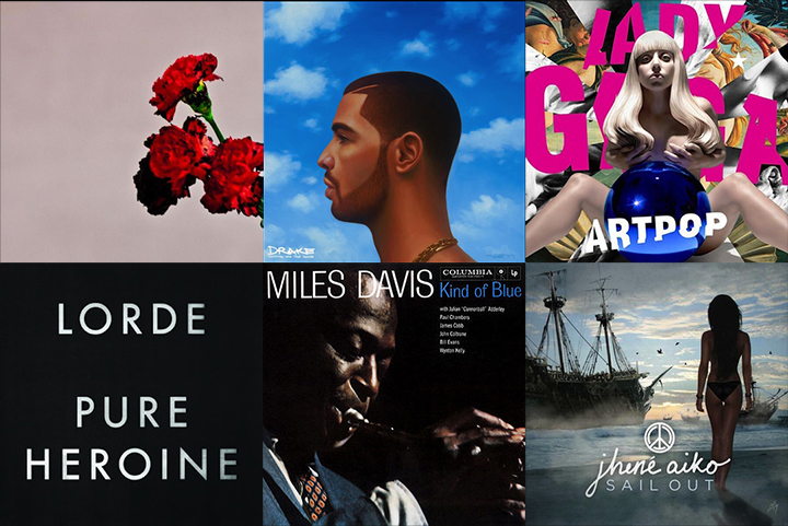 #NowPlaying - Albums on Rotation