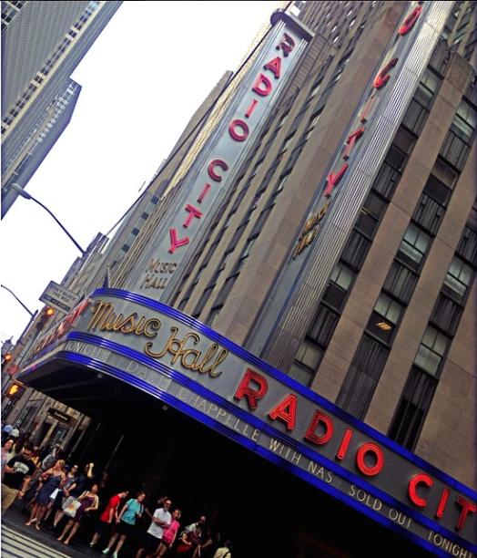 Dave Chappelle x Nas x Radio City
