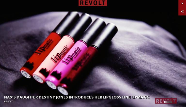 Des x LipMatic x Revolt