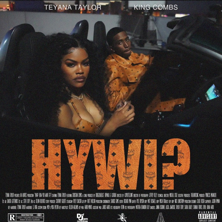 Teyana Taylor - How You Want It Cover for SOCIALS.jpg
