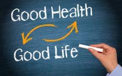 35130340 - good health and good life