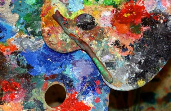 Keep painting.