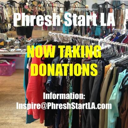 Phresh Start LA reboot.