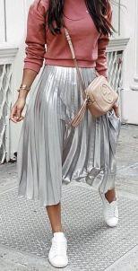 casual-style-addiction-sweatshirt-plus-bag-plus-silver-skirt-plus-sneakers