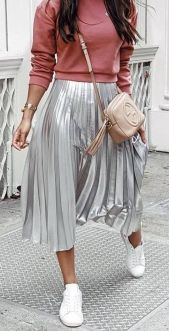 casual-style-addiction-sweatshirt-plus-bag-plus-silver-skirt-plus-sneakers