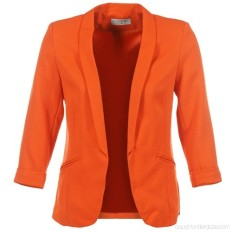coral blazer